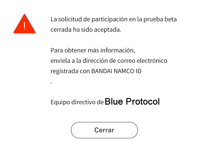 Jugar Beta de Blue Protocol.